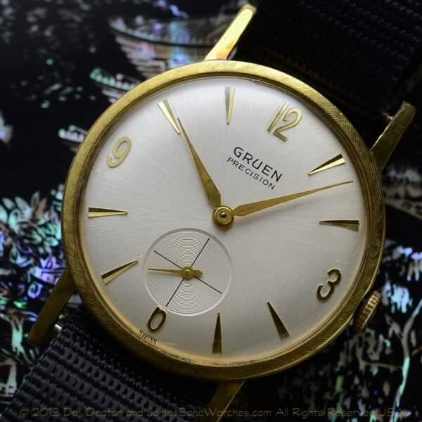 500 euros : Gruen Precision Subsidiary-Seconds 510