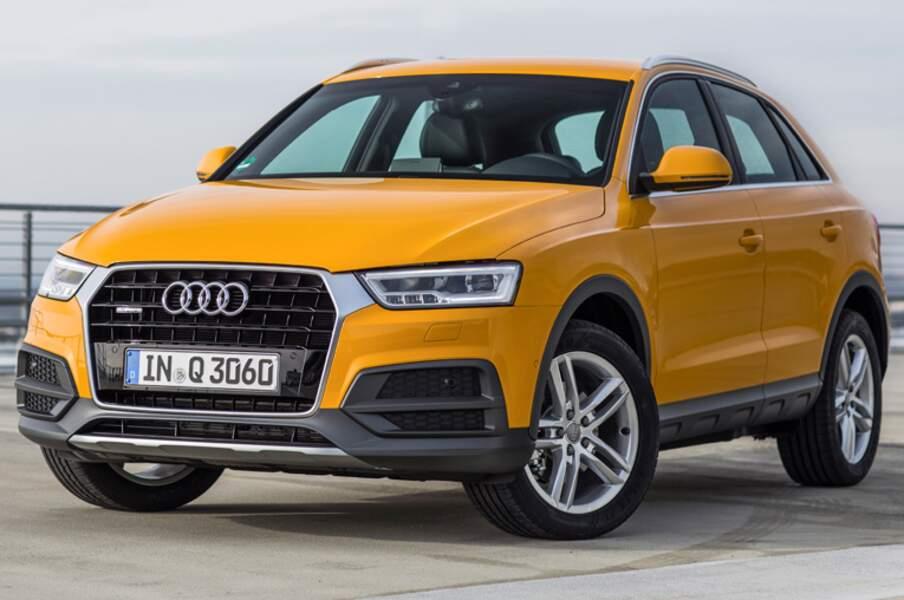 Audi, une marque de luxe à la pointe de la technologie