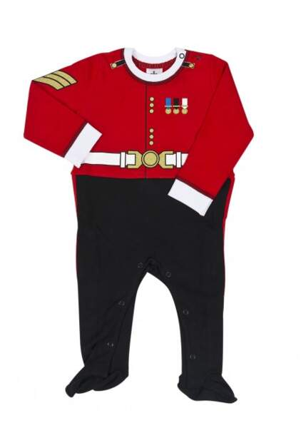 Une ligne de vêtements royaux à l'effigie du bébé de Kate et William