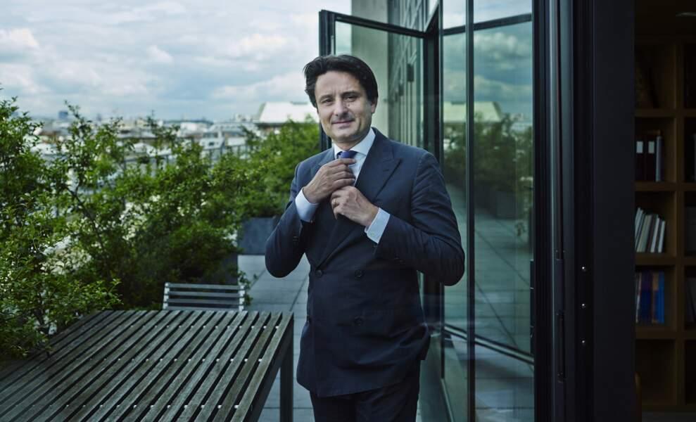 3. Axel Dumas (Hermès)
