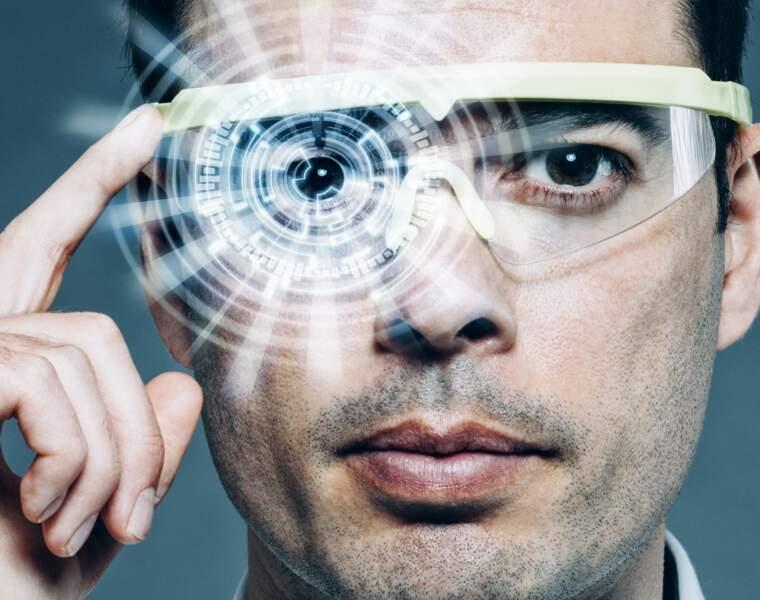 Les lunettes connectées scanneront la foule pour traquer les criminels