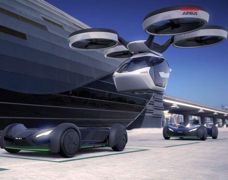 Airbus multiplie les prototypes