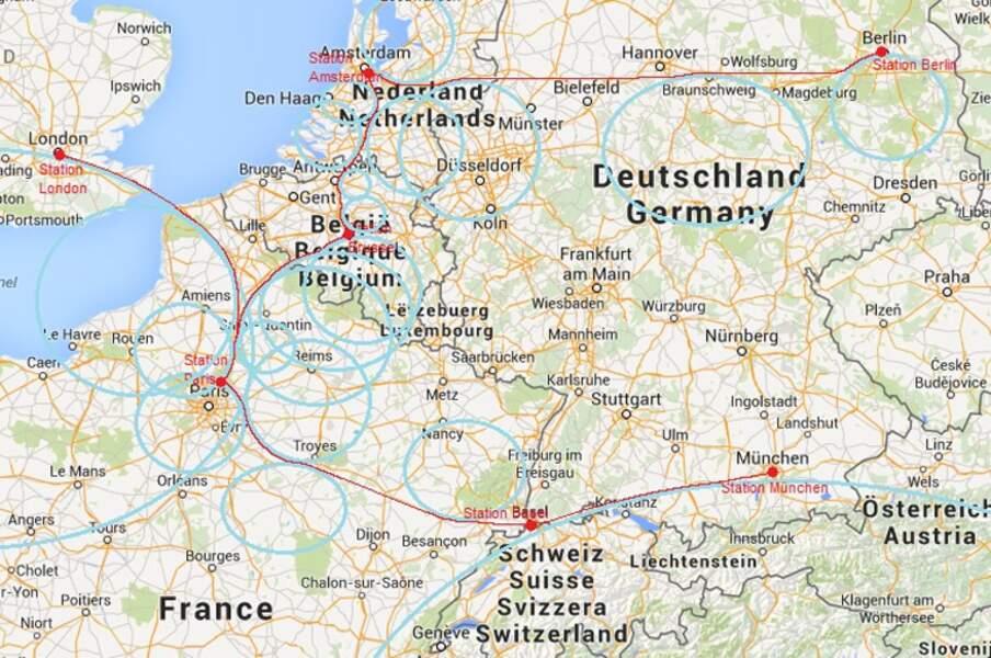 A terme, un déploiement en Europe de l'ouest ?