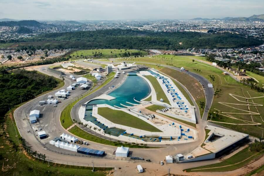 Le Rio Radical Park accueille les sports extrêmes