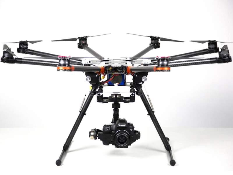 Le S1000+ de DJI (1750 euros)
