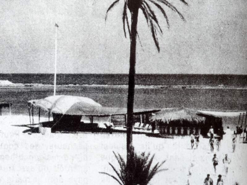 1954 : En Tunisie, les touristes découvrent une île presque déserte, Djerba