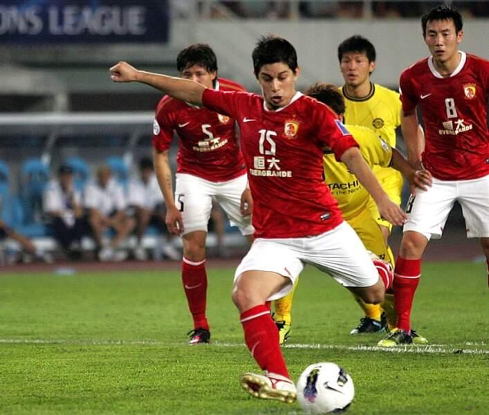 Dario Conca, Guangzhou Evergrande