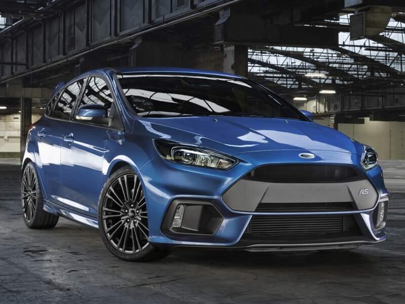 Ford Focus RS : le come-back de la version survitaminée de la Focus