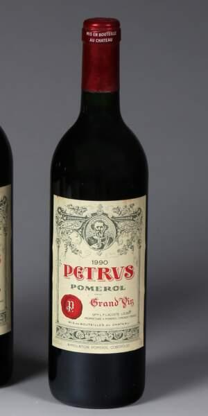 Petrus 1990 (1 bouteille)