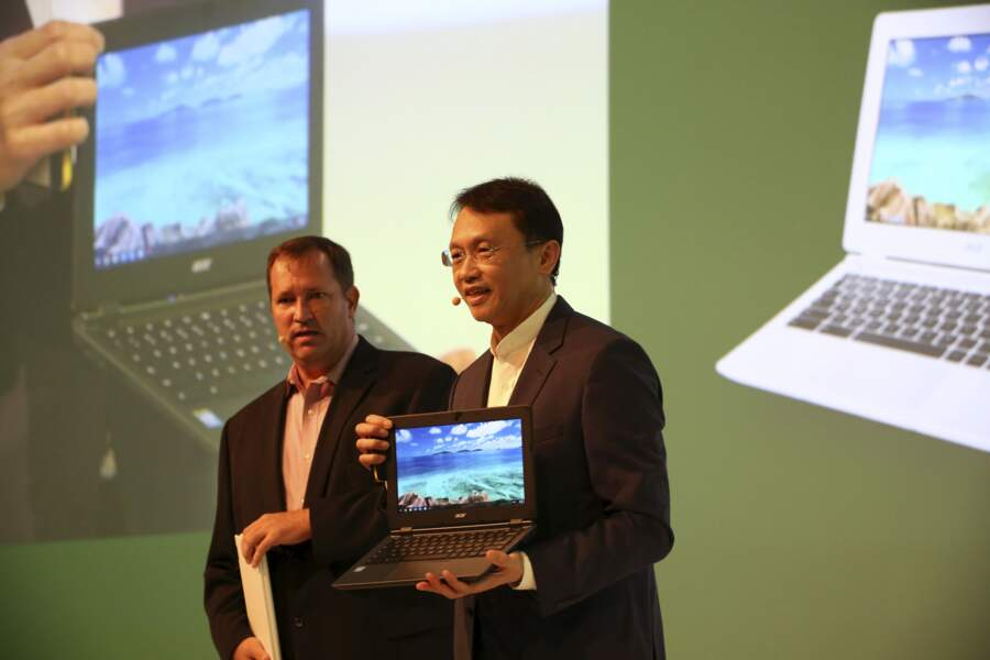 Acer, le géant taiwanais de l'informatique
