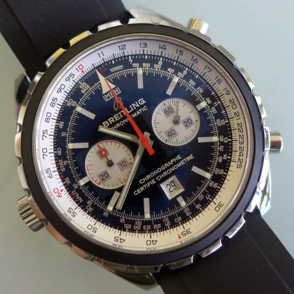 Breitling, modèle Chrono-matic Edition Speciale