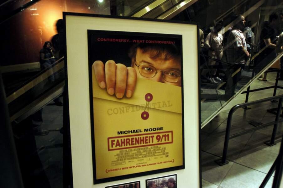 Fahrenheit 9/11, de Michael Moore