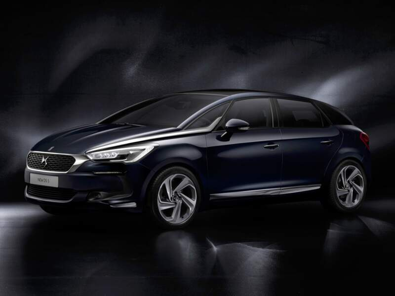 Nouvelle DS 5 : ne l'appelez plus Citroën
