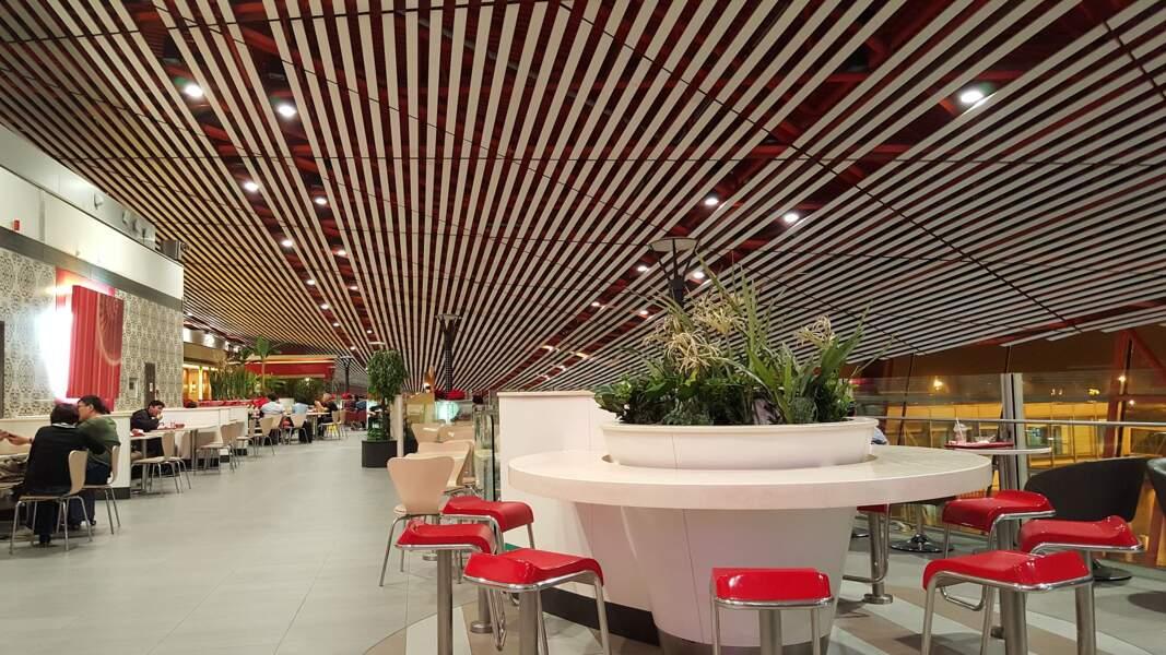 2ème : Aéroport international de Pékin (Chine)