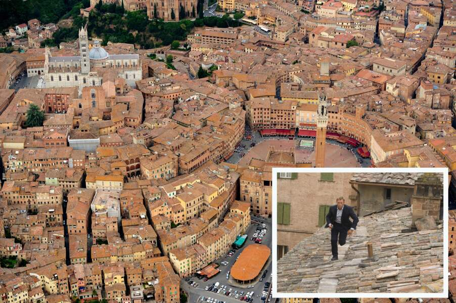 Sienne et la Toscane (Italie)