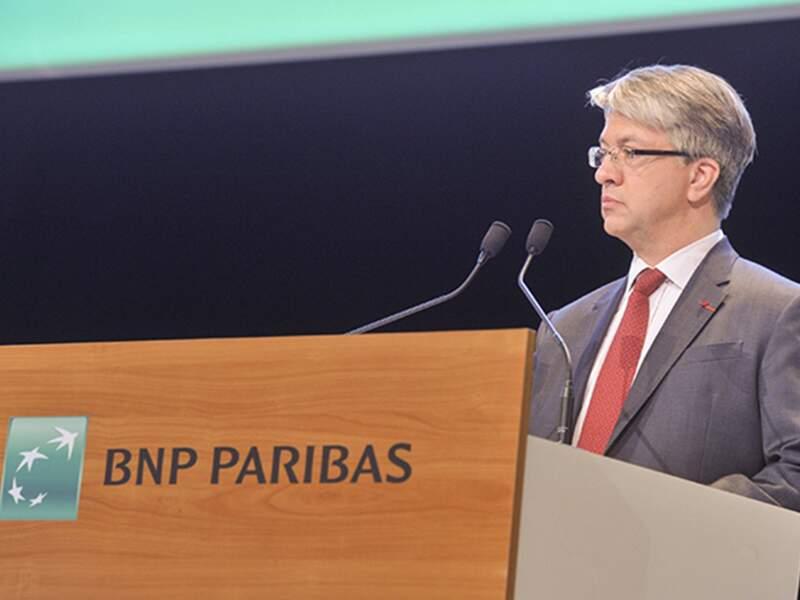 Le CV de Jean-Laurent Bonnafé, directeur général de BNP Paribas