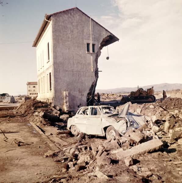 2 DÉCEMBRE 1959 : La catastrophe du barrage de Malpasset (Var)
