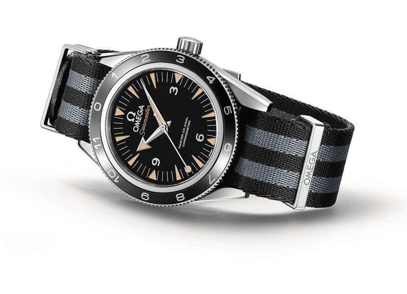 6.300 euros : Omega Seamaster 300