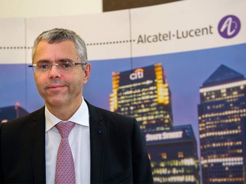 Le CV de Michel Combes, DG d'Alcatel-Lucent