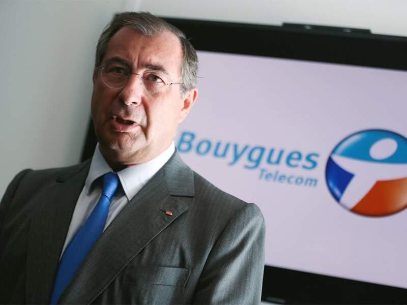 Le CV de Martin Bouygues, P-DG de Bouygues