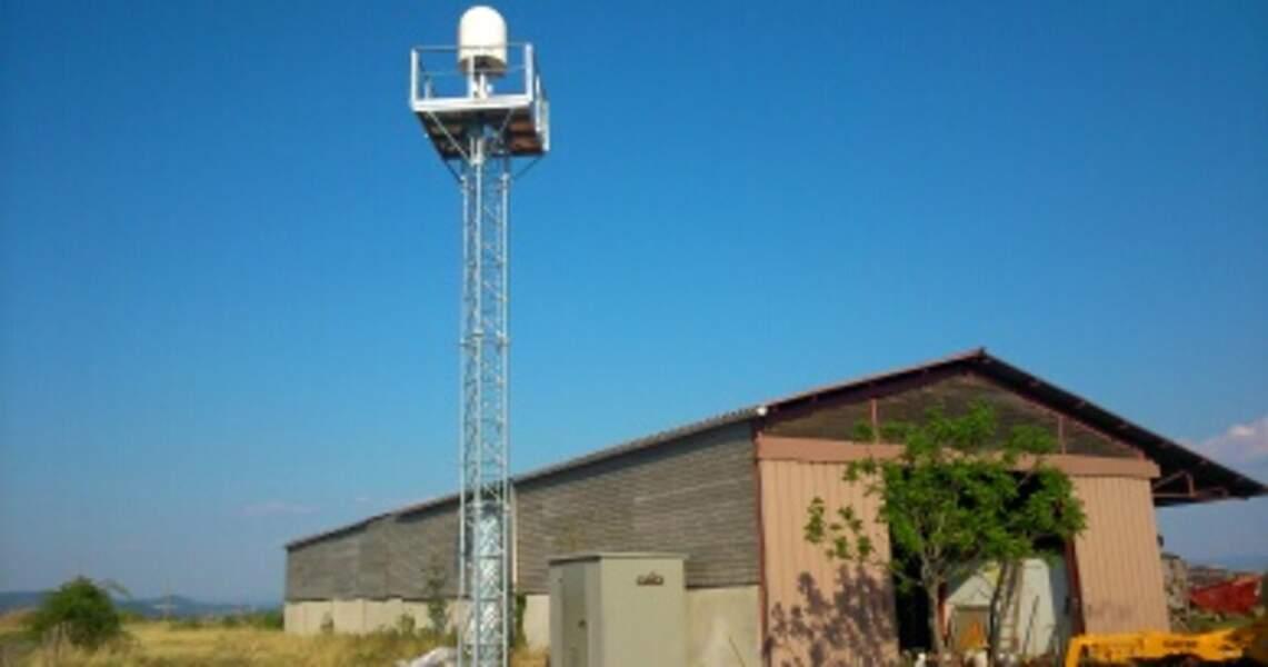 Les radars de Weather Mesures font baisser l'utilisation d'eau et d'engrais