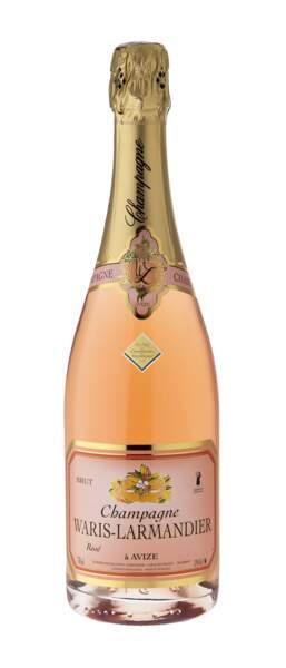 Waris-Larmandier, Brut Rosé