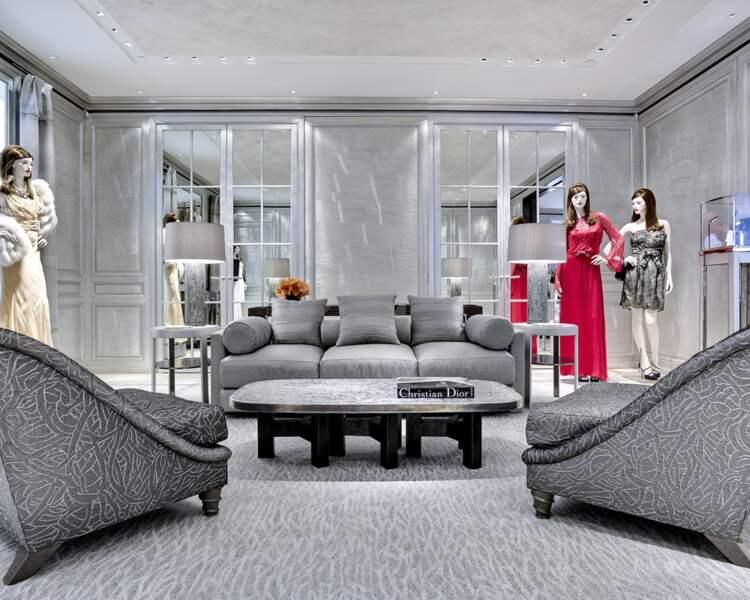 Dior : le flagship à la française de New York