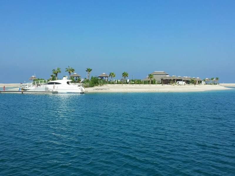 LEBANON ISLAND, la plage la plus chic de Dubaï