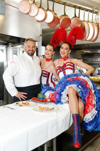 1er cabaret au monde à figurer dans un guide gastronomique
