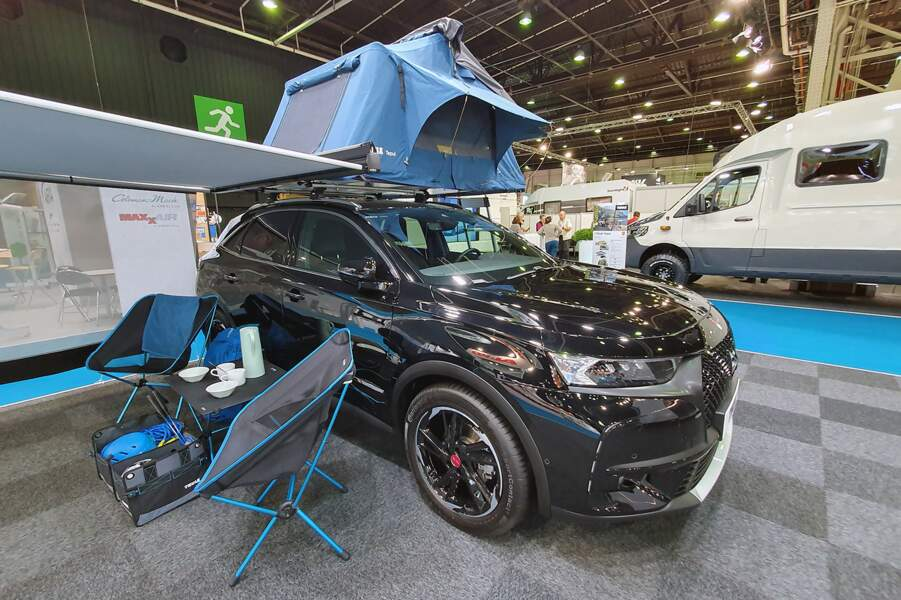 DS7 Crossback Thule