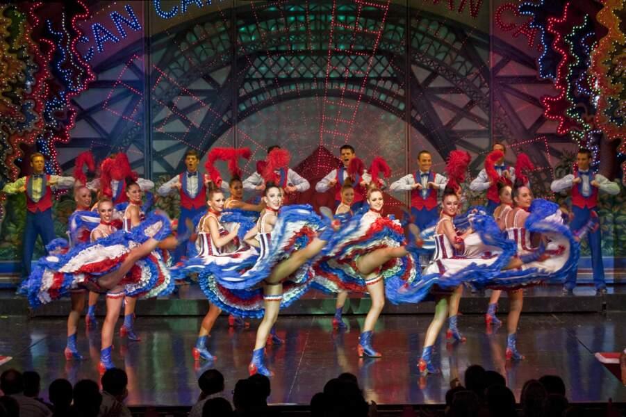 Les chiffres à savoir sur le Moulin Rouge