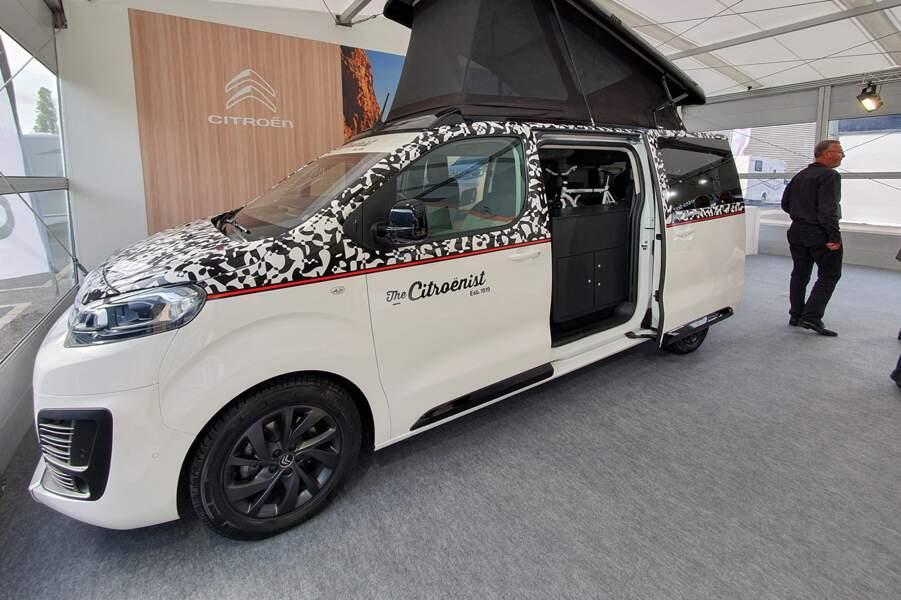 """Citroën SpaceTourer """"The Citroënist"""""""