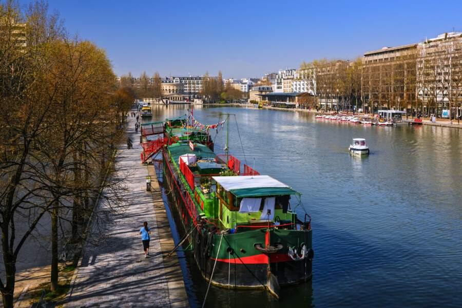 Riquet - La Villette (XIXe arrondissement)