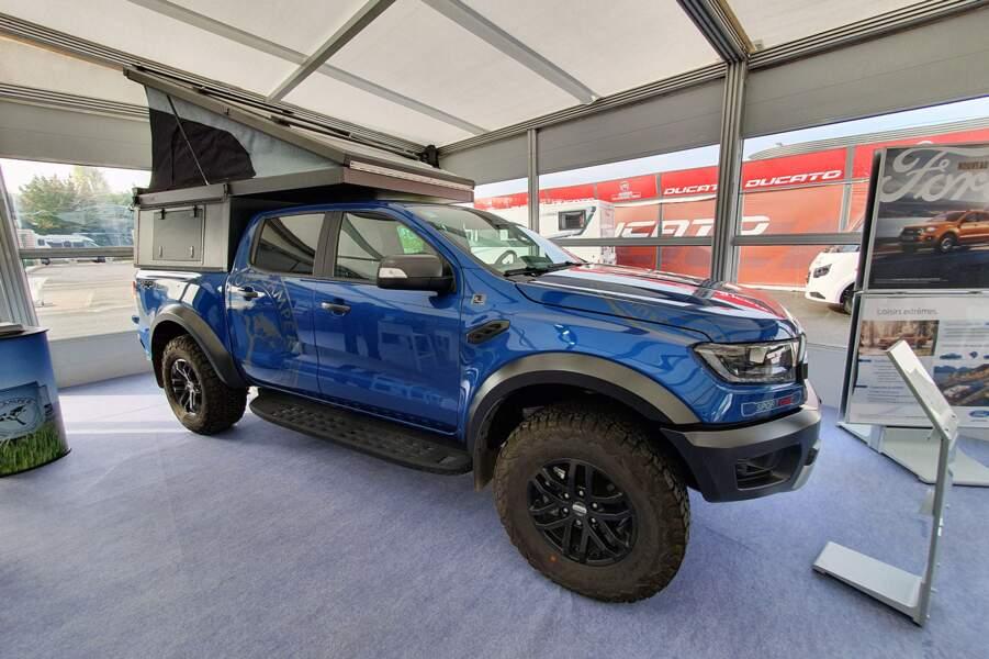 Ford Raptor par Globe Camper