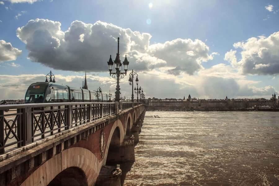 Agglomération bordelaise : Mérignac se détache