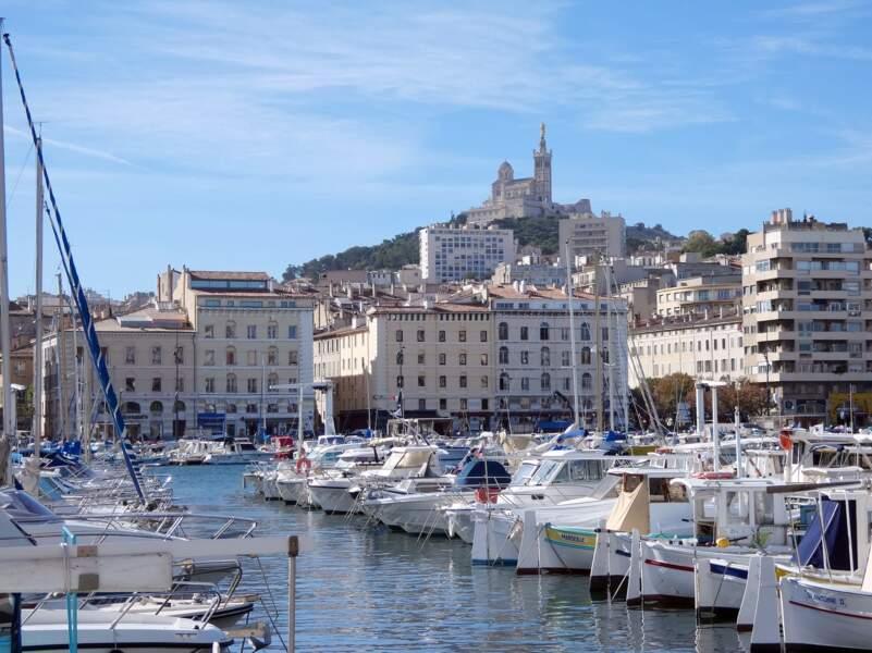 Agglomération marseillaise : deux arrondissements en pole position