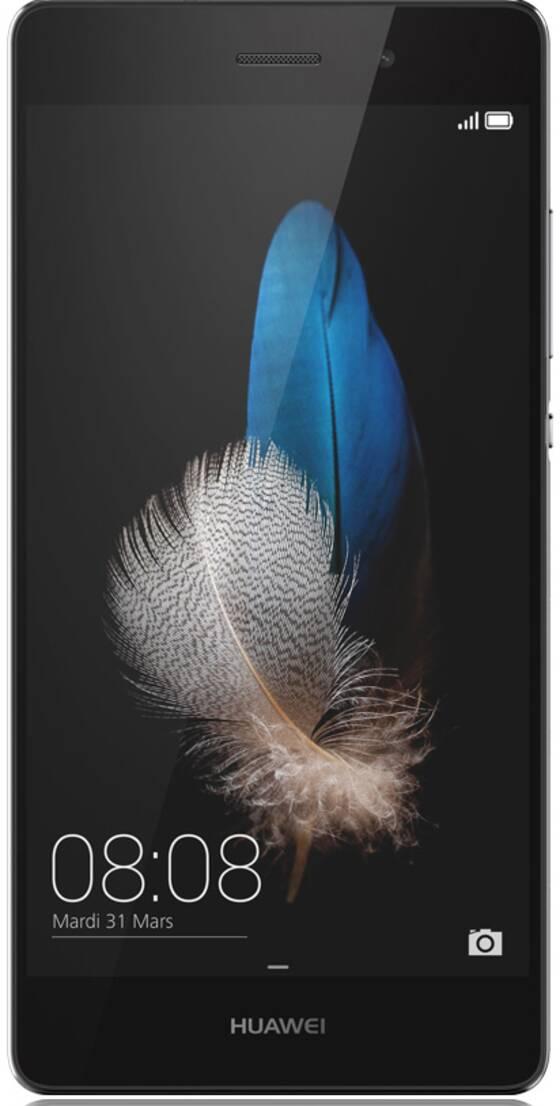 f23f0743c08593 Trois téléphones à moins de 200 euros. Huawei P8 Lite. Le plus   sa  légèreté ...