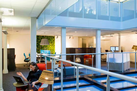 Steelcase invente lopen space de demain avec son worklife capital.fr