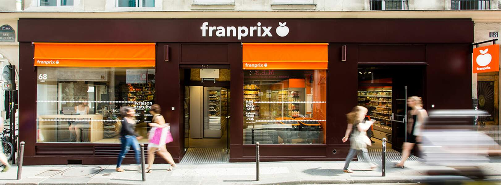 5.Franprix