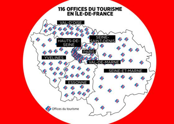 Inutile les 116 offices du tourisme d 39 ile de france - Office de tourisme guadeloupe en france ...