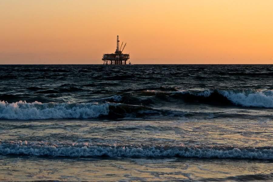Un réservoir d'hydrocarbures