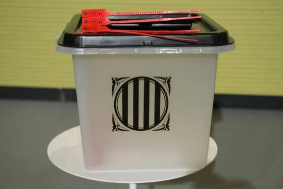 La police nationale saisit des urnes dans des bureaux de vote en