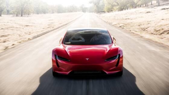 Tesla Roadster : la supercar d'Elon Musk sera propulsée par des réacteurs de fusée !