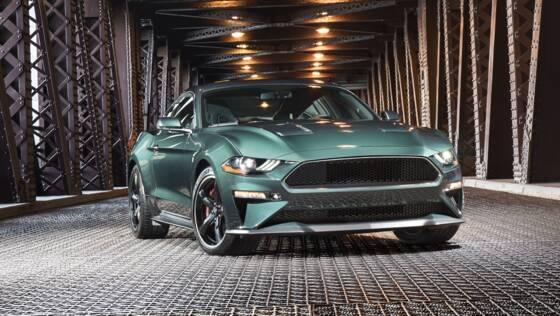 Ford fête les 50 ans de Bullitt avec une édition spéciale