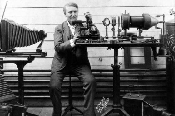 Thomas Edison Le Manager Aux 1 000 Inventions Capital Fr