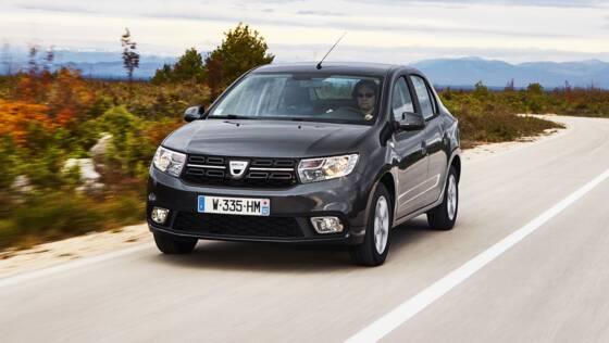 Un million de véhicules vendus en 12 ans — Dacia