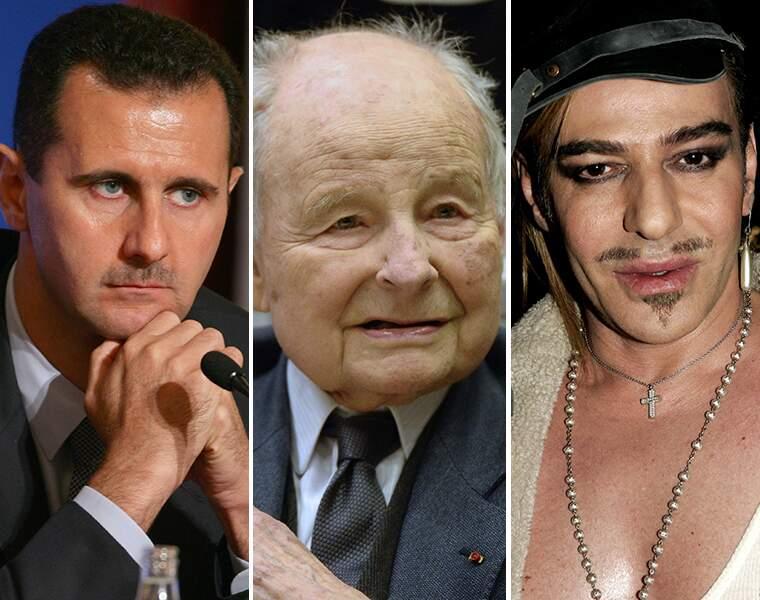 La France a engagé une procédure pour retirer au président syrien Bachar al-Assad sa Légion d'honneur.