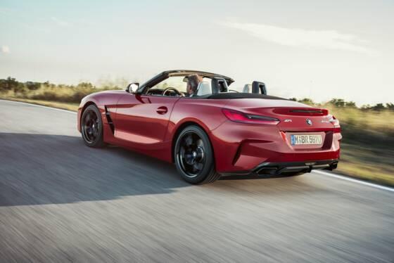 Bmw Z4 2019 La Tres Attendue Troisieme Generation Du Roadster