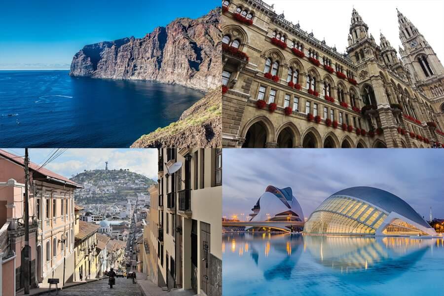 Découvrez les nouveaux vols internationaux depuis la France !