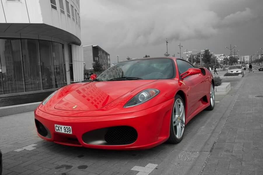 1 : Kylian Mbappé a la voiture la plus chère